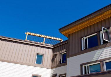 Ashburn Siding Contractor - Metal Siding 1